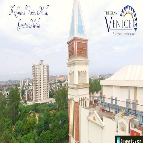 The Grand Venice Mall Greater Noida